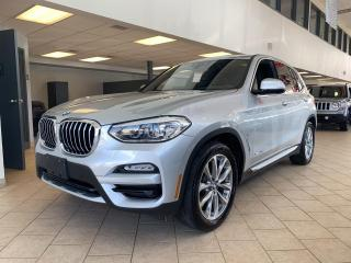 Used 2018 BMW X3 3.0i xDrive GPS Toit Panoramique for sale in Pointe-Aux-Trembles, QC