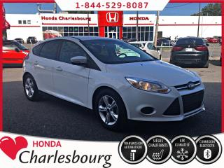 Used 2014 Ford Focus SE HATCHBACK **AUTOMATIQUE** for sale in Charlesbourg, QC