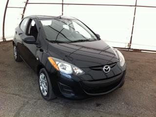 Used 2014 Mazda MAZDA2 GX AIR CONDITIONING, POWER WINDOWS/LOCKS/MIRRORS, REMOTE STARTER for sale in Ottawa, ON