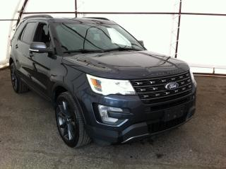 Used 2017 Ford Explorer XLT 7 PASSENGERS, DUAL SUNROOFS, HEATED SEATING, NAVIGATION for sale in Ottawa, ON
