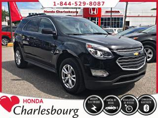 Used 2017 Chevrolet Equinox LT AWD **47 931KM** for sale in Charlesbourg, QC