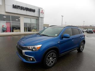 Used 2016 Mitsubishi RVR GT for sale in Lethbridge, AB