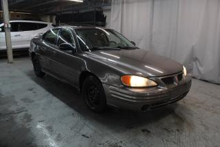 Used 2002 Pontiac Grand Am SE1 (TOIT,MAGS,A/C) for sale in St-Constant, QC