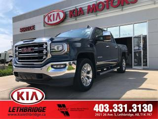 Used 2018 GMC Sierra 1500 SLT for sale in Lethbridge, AB
