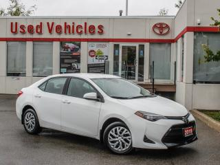 Used 2019 Toyota Corolla LE for sale in North York, ON