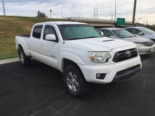 Used 2012 Toyota Tacoma TRD Sport for sale in Fredericton, NB