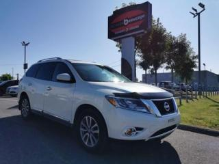 Used 2016 Nissan Pathfinder SL for sale in Drummondville, QC