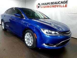 Used 2015 Chrysler 200 C for sale in Drummondville, QC