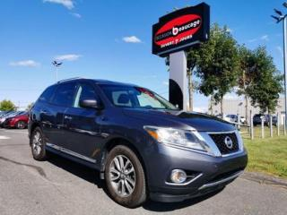 Used 2013 Nissan Pathfinder SL for sale in Drummondville, QC