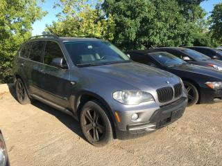 Used 2008 BMW X5 AWD 4dr 4.8i for sale in Concord, ON