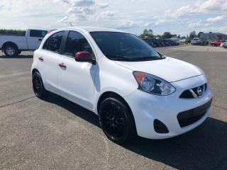 Used 2016 Nissan Micra Sv ** 5 800 km** for sale in Lévis, QC