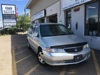 Used 2001 Honda Odyssey 5DR EX for sale in Etobicoke, ON