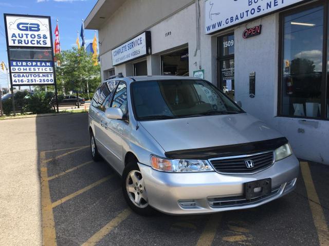 2001 Honda Odyssey 5DR EX