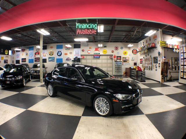 2015 BMW 3 Series 320I X DRIVE LUXURY   PREMIUM PKG AUT0 SUNROOF 88K