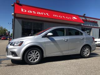 Used 2018 Chevrolet Sonic Fuel Efficient, Power Windows/Locks, A/C!! for sale in Surrey, BC