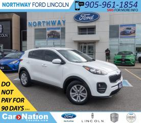 Used 2017 Kia Sportage LX | HTD SEATS | KEYLESS ENTRY | BACK UP CAM | for sale in Brantford, ON