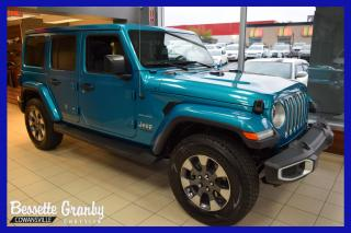 Used 2019 Jeep Wrangler Sahara +2 Toits, Navigation+ for sale in Cowansville, QC