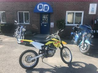 Used 2010 Suzuki Dirtbike DR-Z 125 for sale in Kingston, ON