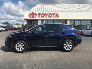 Used 2017 Lexus RX 350 for sale in Cambridge, ON
