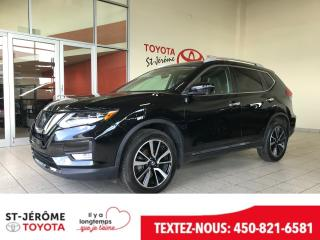 Used 2018 Nissan Rogue * SL * PRO-PILOT * CUIR * TOIT PANO * GPS for sale in Mirabel, QC