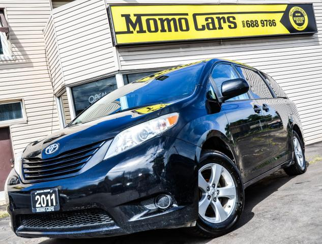 2011 Toyota Sienna BLUETOOTH! LE! PRICED TO CLEAR