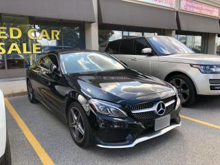 Used 2017 Mercedes-Benz C-Class C 300 4Matic, AMG, Sport Package for sale in Vaughan, ON