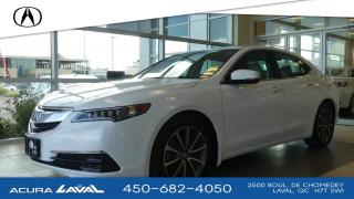 Used 2015 Acura TLX V6 SH-AWD for sale in Laval, QC