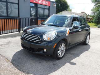 Used 2014 MINI Cooper Countryman Base for sale in St. Thomas, ON