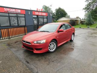 Used 2011 Mitsubishi Lancer SE|BLUETOOTH|HEATED SEATS| for sale in St. Thomas, ON