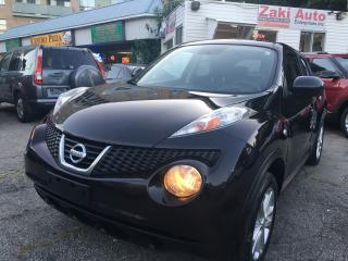 Used 2014 Nissan Juke SV/Safety Certification Included Price for sale in Toronto, ON
