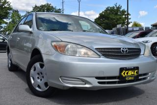 Used 2002 Toyota Camry LE for sale in Oakville, ON