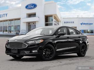 New 2019 Ford Fusion SE for sale in Winnipeg, MB