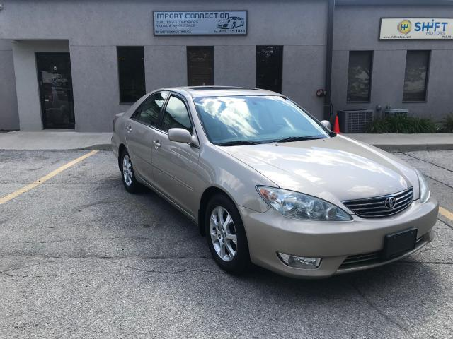 2005 Toyota Camry XLE V6 ,NO ACCIDENTS ,CERTIFIED ! LEATHER,SUNROOF
