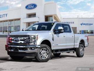Used 2019 Ford F-250 LARIAT for sale in Winnipeg, MB