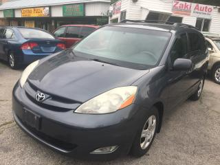Used 2007 Toyota Sienna LE/Safety Certification Included Price for sale in Toronto, ON