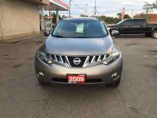 Used 2009 Nissan Murano 4 Dr Auto LE for sale in Etobicoke, ON