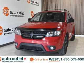 Used 2014 Dodge Journey Sxt, 3.6L V6, Fwd, Heated front cloth seats, Bluetooth for sale in Edmonton, AB