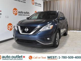 Used 2016 Nissan Murano Sl, 3.5L V6, Awd, Navigation, Heated seats, Backup camera, Sunroof/Moonroof, Bluetooth for sale in Edmonton, AB