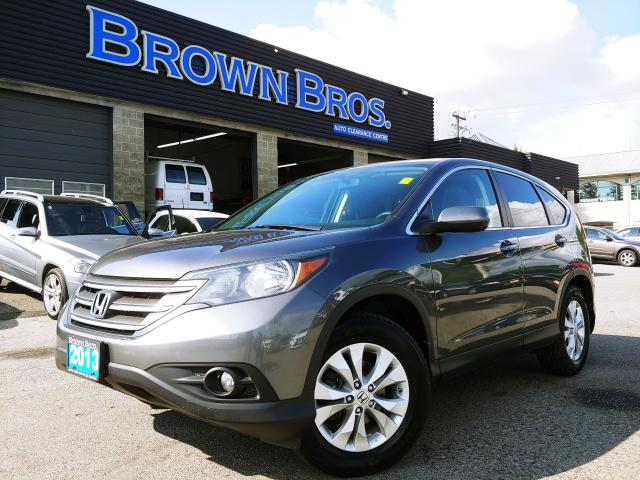 2013 Honda CR-V EX, AWD, LOCAL, NO ACCIDENTS