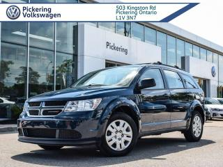 Used 2015 Dodge Journey 7 SEATER!! LOW LOW LOW KMS!! for sale in Pickering, ON