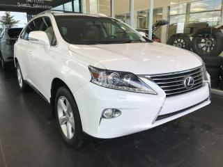 Used 2013 Lexus RX 350 AWD, POWER HEATED/VENTED LEATHER SEATS, KEYLESS IGNITION, BACK-UP CAMERA for sale in Edmonton, AB