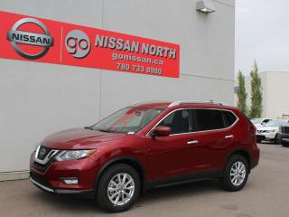 Used 2020 Nissan Rogue SV/AWD/HEATED SEATS/BACKUP CAM for sale in Edmonton, AB