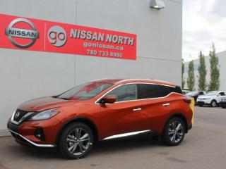 Used 2019 Nissan Murano Platinum/AWD/COOLED SEATS/PANO ROOF for sale in Edmonton, AB
