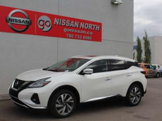 Used 2019 Nissan Murano SL/AWD/HEATED SEATS/PANO ROOF for sale in Edmonton, AB