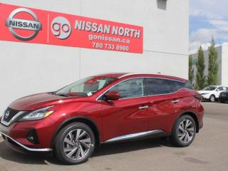 Used 2019 Nissan Murano SL/AWD/LEATHER/PANO ROOF/NAV for sale in Edmonton, AB
