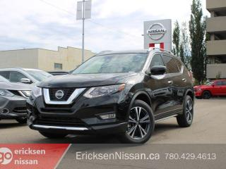 Used 2020 Nissan Rogue SV TECH 4dr AWD Sport Utility l Demo for sale in Edmonton, AB