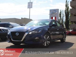 Used 2019 Nissan Altima 2.5 SV for sale in Edmonton, AB