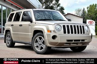 Used 2009 Jeep Patriot NORTH TRES PROPRE!!!! for sale in Pointe-Claire, QC