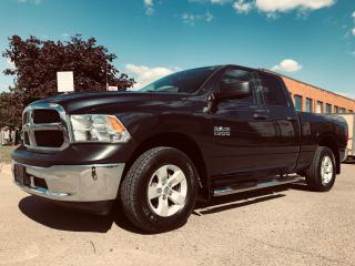 Used 2016 RAM 1500 ST Luxury Package for sale in Mississauga, ON