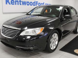 Used 2013 Chrysler 200 TOUR, Power Heated Seats for sale in Edmonton, AB